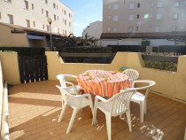 En location saisonnière Marseillan Plage 3414911732 S'antoni immobilier grau d'agde
