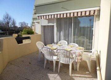 For seasonal lettings Marseillan Plage 3414911738 S'antoni real estate