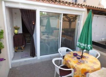 For seasonal lettings Marseillan Plage 3414911740 S'antoni real estate