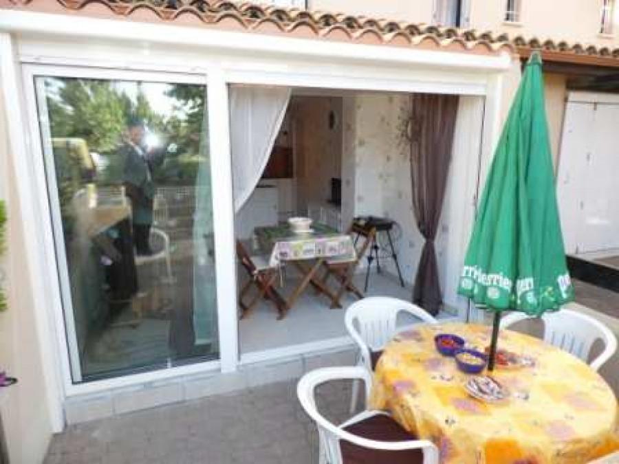 En location saisonnière Marseillan Plage 3414911740 S'antoni immobilier agde centre-ville