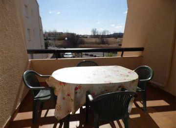 For seasonal lettings Marseillan Plage 3414911746 S'antoni real estate