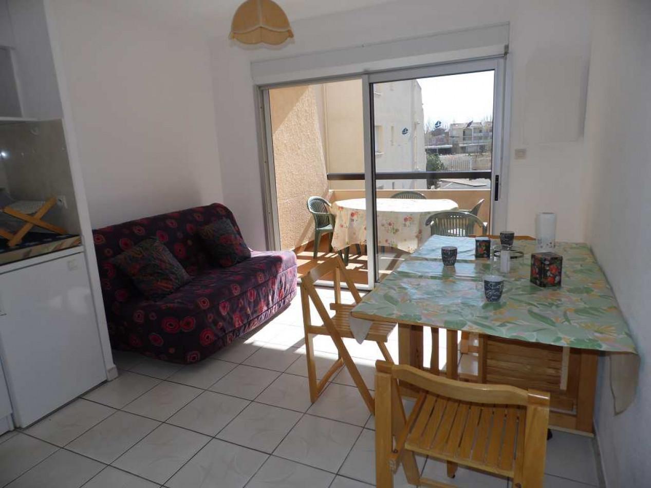 En location saisonnière Marseillan Plage 3414911746 S'antoni immobilier