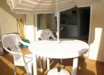 For seasonal lettings Marseillan Plage 3414911748 S'antoni real estate