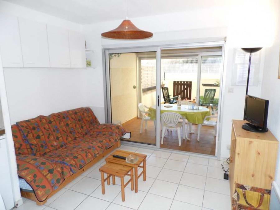 En location saisonnière Marseillan Plage 3414911752 S'antoni immobilier agde centre-ville