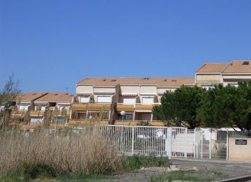 For seasonal lettings Marseillan Plage 3414911753 S'antoni real estate