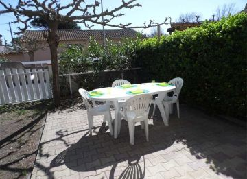 For seasonal lettings Marseillan Plage 3414911768 S'antoni real estate