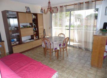 For seasonal lettings Marseillan Plage 3414911772 S'antoni real estate