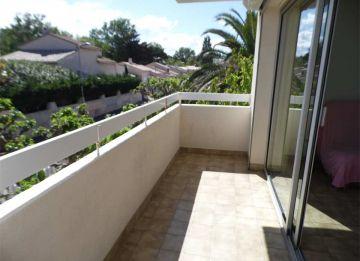 For seasonal lettings Marseillan Plage 3414911773 S'antoni real estate