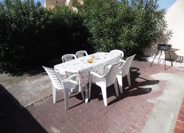 For seasonal lettings Marseillan Plage 3414911789 S'antoni real estate