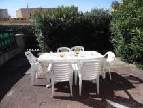 En location saisonnière Marseillan Plage 3414911789 S'antoni immobilier agde