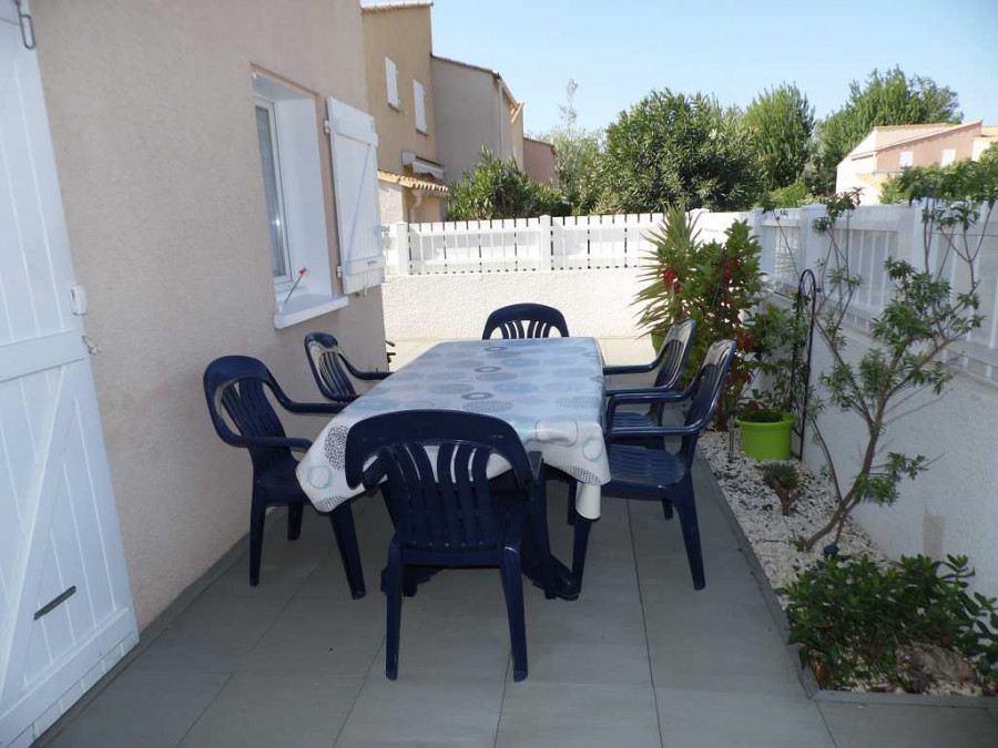 En location saisonnière Marseillan Plage 3414911805 S'antoni immobilier agde centre-ville