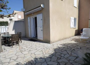 For seasonal lettings Marseillan Plage 3414911807 S'antoni real estate