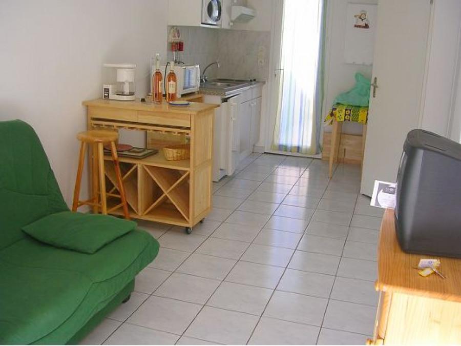 En location saisonnière Marseillan Plage 3414911812 S'antoni immobilier agde centre-ville