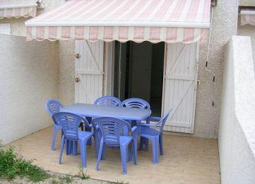En location saisonnière Marseillan Plage 3414911815 S'antoni immobilier agde