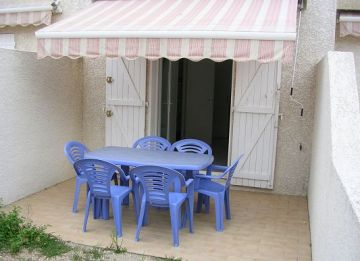 For seasonal lettings Marseillan Plage 3414911815 S'antoni real estate