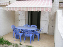En location saisonnière Marseillan Plage 3414911815 S'antoni immobilier agde centre-ville