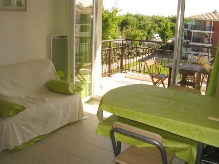 En location saisonnière Marseillan Plage 3414914136 S'antoni immobilier agde centre-ville