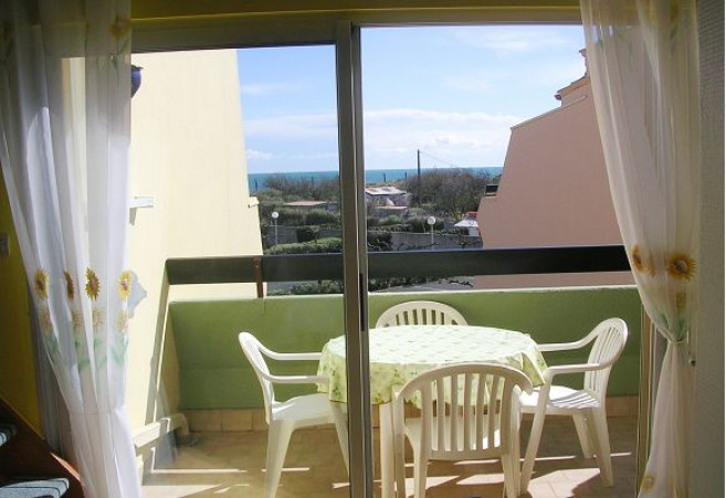 For seasonal lettings Marseillan Plage 3414914193 S'antoni real estate
