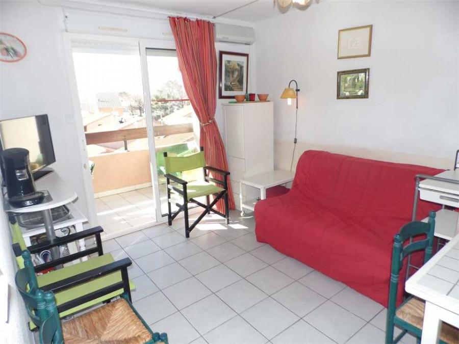 En location saisonnière Marseillan Plage 3414914215 S'antoni immobilier agde centre-ville