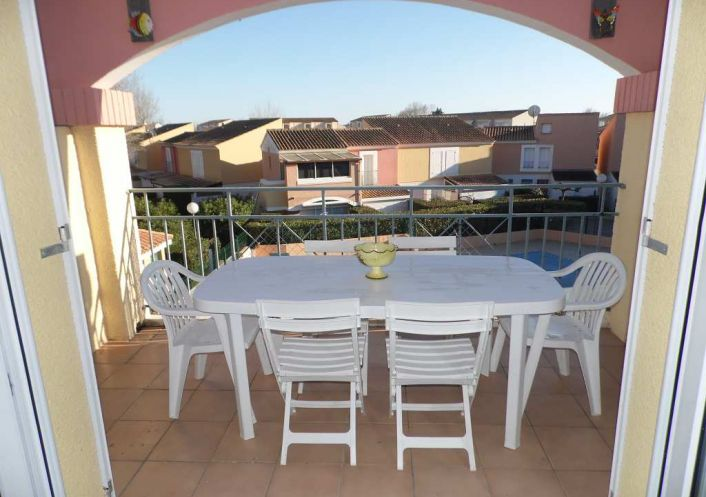 En location saisonnière Marseillan Plage 3414914246 S'antoni immobilier