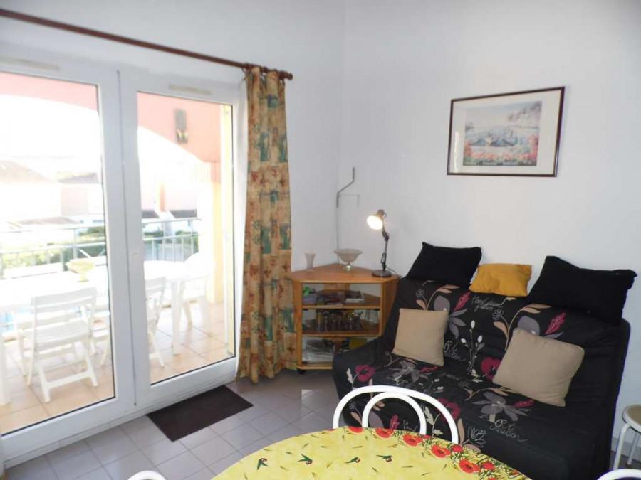 En location saisonnière Marseillan Plage 3414914246 S'antoni immobilier agde centre-ville