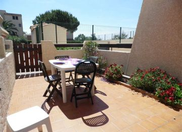 For seasonal lettings Marseillan Plage 3414914247 S'antoni real estate