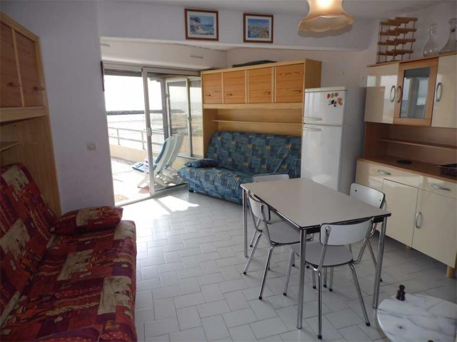 En location saisonnière Le Grau D'agde 3414914287 S'antoni immobilier grau d'agde