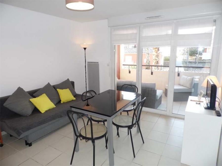 En location saisonnière Marseillan Plage 3414914532 S'antoni immobilier agde centre-ville