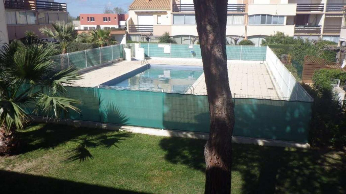 En location saisonnière Le Cap D'agde 3414914542 S'antoni immobilier