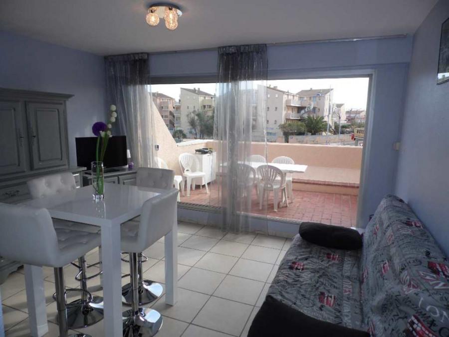 En location saisonnière Marseillan Plage 3414914709 S'antoni immobilier cap d'agde