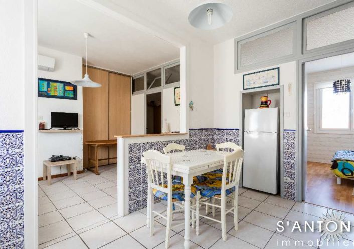 A vendre Marseillan Plage 3414914833 S'antoni immobilier