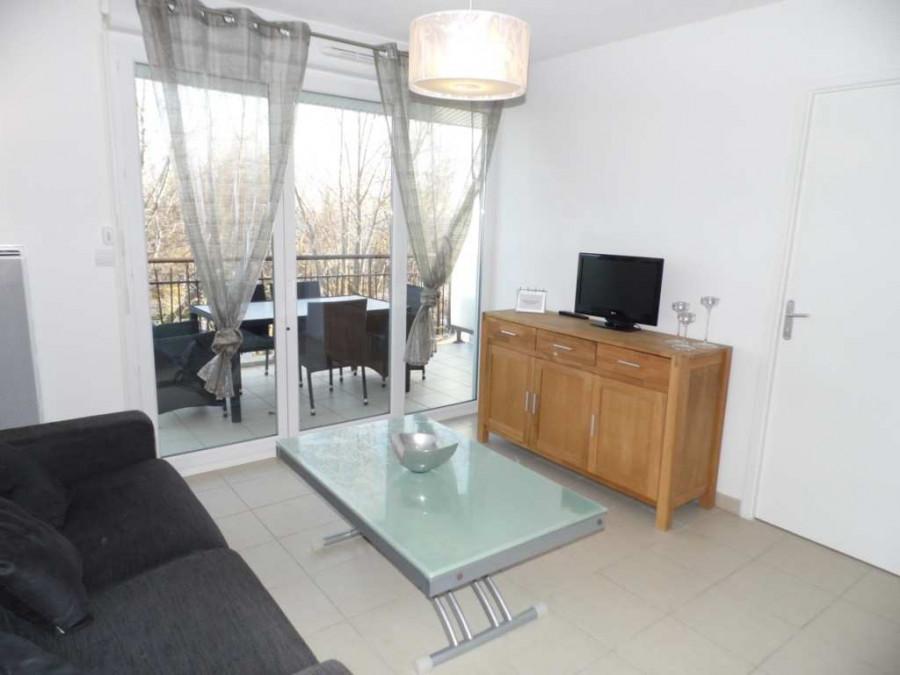 En location saisonnière Marseillan Plage 3414918986 S'antoni immobilier agde centre-ville