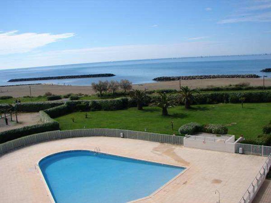 En location saisonnière Le Cap D'agde 3414919003 S'antoni immobilier cap d'agde