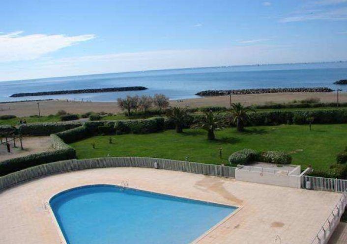 En location saisonnière Le Cap D'agde 3414919003 S'antoni immobilier