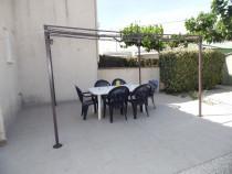 En location saisonnière Marseillan Plage 3414919391 S'antoni immobilier agde centre-ville
