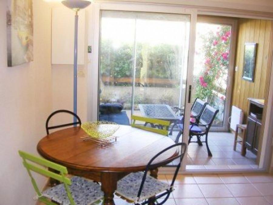 En location saisonnière Marseillan Plage 3414919964 S'antoni immobilier marseillan plage