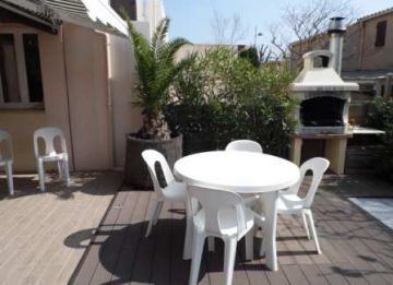 For seasonal lettings Marseillan Plage 3414921744 S'antoni real estate