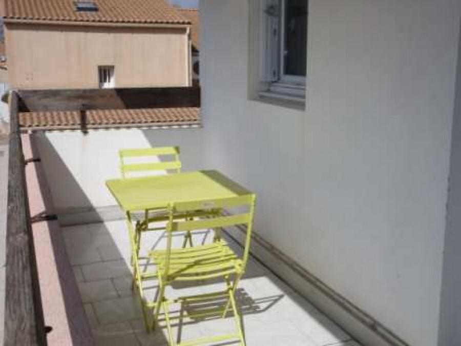 En location saisonnière Marseillan Plage 3414921819 S'antoni immobilier agde