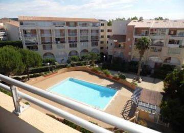 For seasonal lettings Le Cap D'agde 3414922728 S'antoni real estate