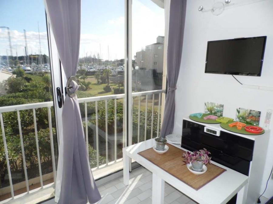 En location saisonnière Le Cap D'agde 3414923150 S'antoni immobilier agde
