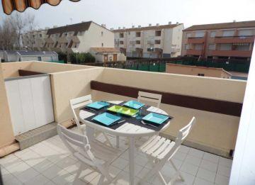 For seasonal lettings Marseillan Plage 3414923463 S'antoni real estate