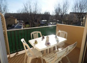 For seasonal lettings Marseillan Plage 3414925229 S'antoni real estate