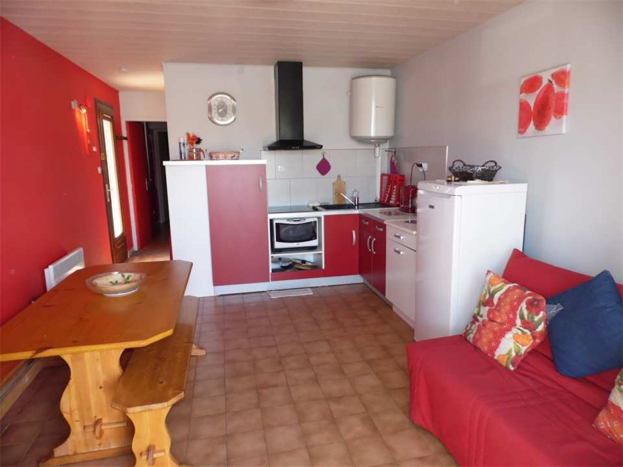 En location saisonnière Marseillan Plage 3414925232 S'antoni immobilier