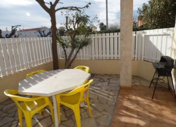 For seasonal lettings Marseillan Plage 3414925232 S'antoni real estate