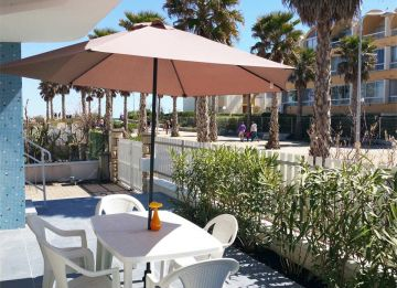 For seasonal lettings Marseillan Plage 3414925364 S'antoni real estate