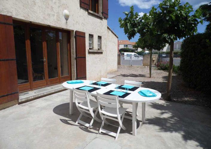 En location saisonnière Marseillan Plage 3414925482 S'antoni immobilier