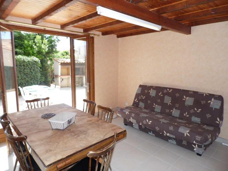 En location saisonnière Marseillan Plage 3414925482 S'antoni immobilier agde centre-ville