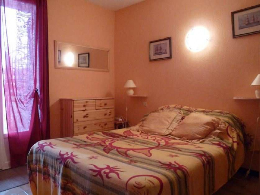 En location saisonnière Marseillan Plage 3414925570 S'antoni immobilier agde centre-ville