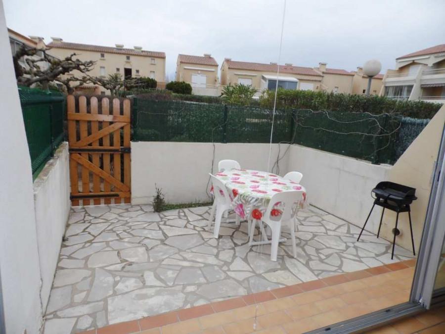 En location saisonnière Marseillan Plage 3414925622 S'antoni immobilier grau d'agde