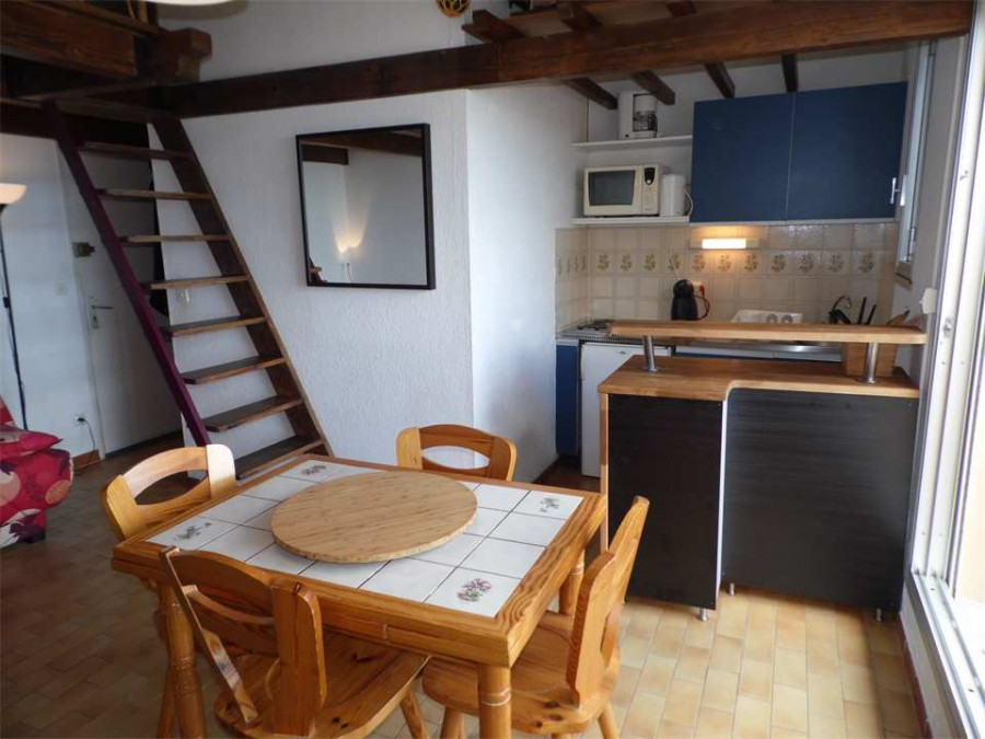 En location saisonnière Marseillan Plage 3414925665 S'antoni immobilier agde centre-ville